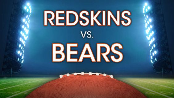 Playoff Hopefuls Collide as Bears Host Redskins, $89.00 - Save $51.00