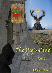 Don't let this cover fool you! Stop by and see what #Kim thought of The Pig's Head!