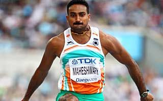Triple jumper Renjith Maheshwary has been cleared for the upcoming 2012 London Olympics after passing his fitness trial. The fitness trail took place at is training base in Italy as per the reports from Athletics federation of India.