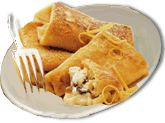 #Recipe for #cheese #blintzes for #Shavuot!