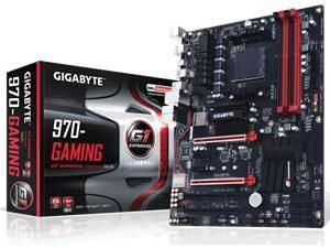 GIGABYTE GA-970-GAMING AMD 970 (Socket AM3+) ATX Motherboard | GA-970-GAMING | Novatech