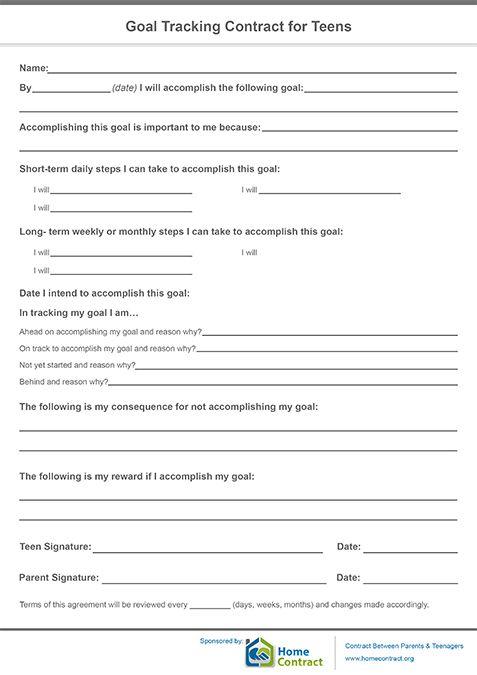 Year 4 Homework Contract Pdf - image 3