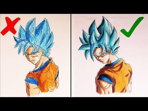 11 Trucos Y Consejos Para Dibujar Mejor 11 Tricks And Tips To Draw Youtube Dibujos Dibujo De Goku Trucos Para Dibujar