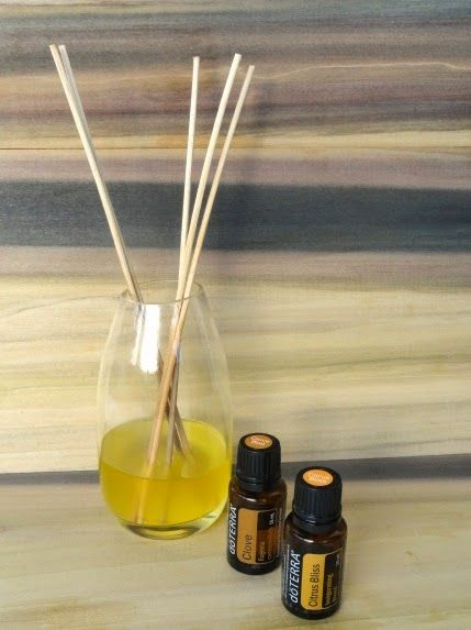 HOW TO MAKE A HOMEMADE ESSENTIAL OIL DIFFUSER