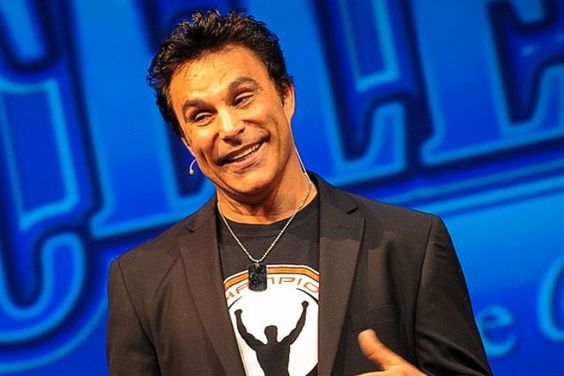 Video: Marc Mero's powerful speech moves entire middle school to tears