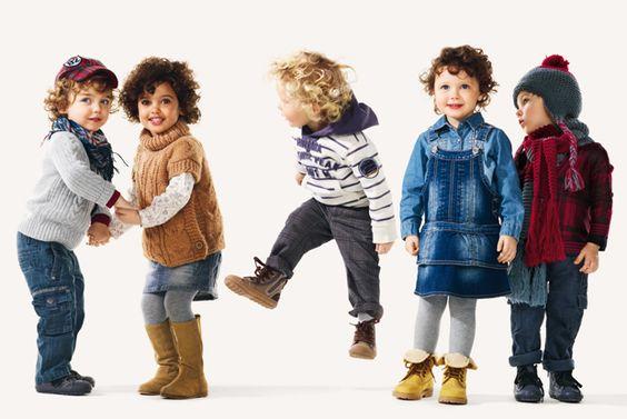 moda infantil outono inverno 2013 12