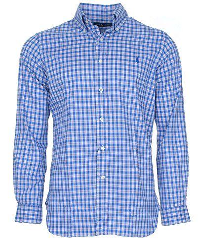 Polo ralph Lauren Mens Classic Fit Button Down Check Shir... http://www.amazon.com/dp/B01G8AO3JE/ref=cm_sw_r_pi_dp_nL-rxb0DN1NMN
