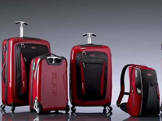 Tumi's Ducati branded bags | The Power of the Automotive Brand ...