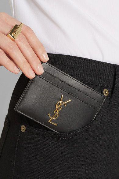 Ysl Card Holder Womens Replica Clutch