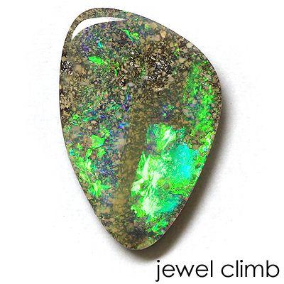 ボルダーオパール(Boulder Opal)4.46CT