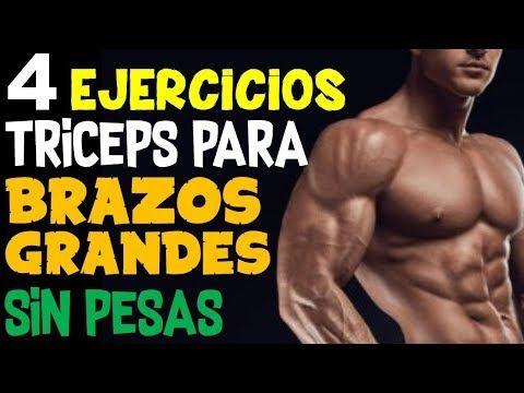 Youtube Ejercicios Para Brazos Rutinas De Entrenamiento Ejercicios