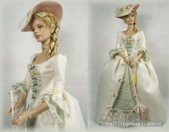 Нет предела совершенству... Авторские куклы Шэрил Кроуфорд (Charil Crawfard) / Авторская кукла известных дизайнеров / Бэйбики. Куклы фото. Одежда для кукол