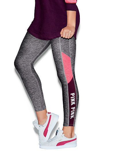pink ultimate yoga pants - Pi Pants