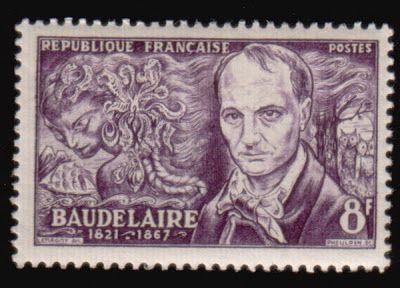Resultado de imagem para selo de Baudelaire