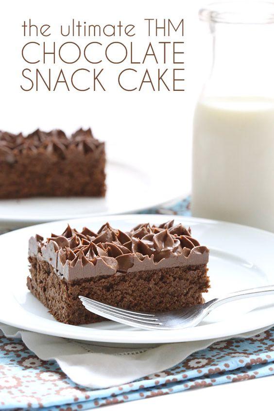 Thm Trimtastic Cake Recipe