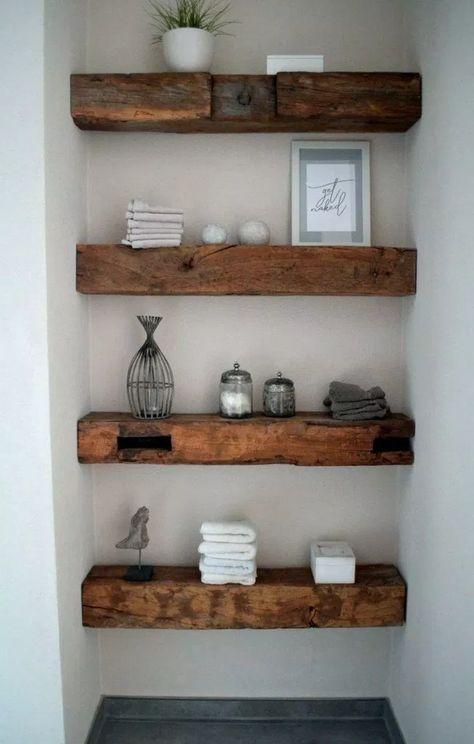30 Exclusive Wall Shelf Ideas In 2020 Diy Casa Decoracao Da