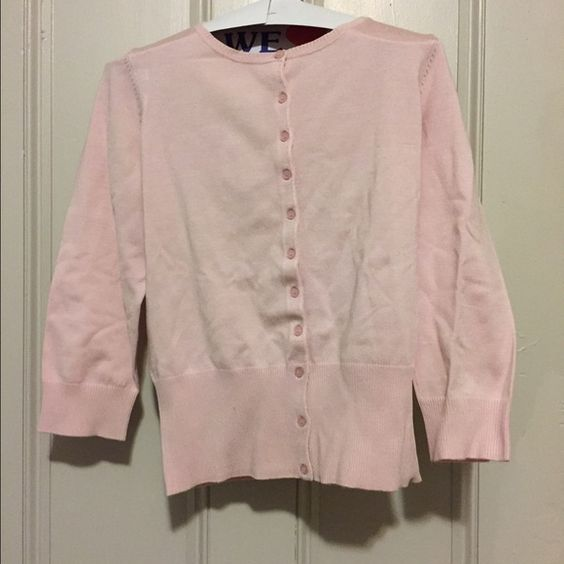 Light pink, Express, silk sweater Light Pink, Silk, size M, sweater, Express Express Sweaters Cardigans