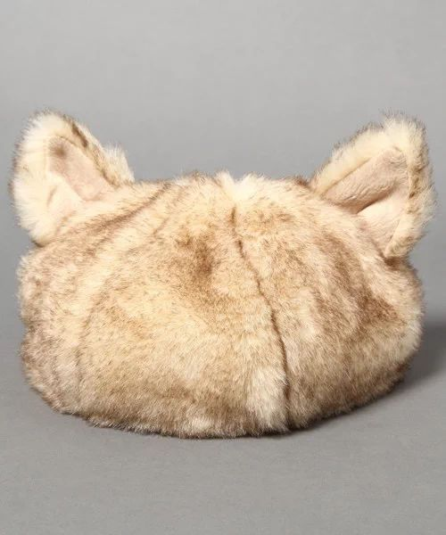 Candy stripper : Candy Stripper(キャンディストリッパー)のLITTLE CAT FUR BERET(ハンチング・ベレー帽)|詳細画像 | Sumally