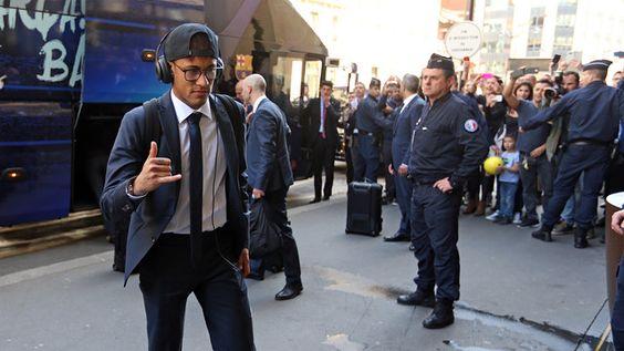 Neymar in Paris / MIGUEL RUIZ - FCB