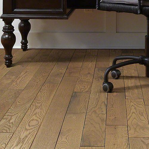 "Homestead 4"" Solid White Oak Hardwood Flooring in Wheat Field - Found it at Wayfair"