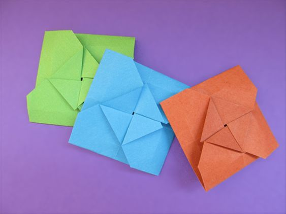 Diy Stationery For ValentineS Day  Simple Origami Origami And