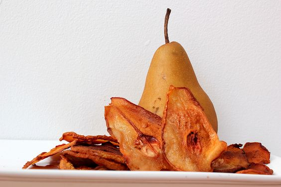 pear chips by pastryaffair, via Flickr