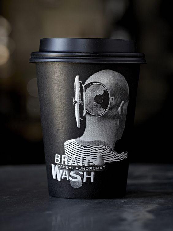 BRAIN WASH CAFE, SAN FRANCISCO