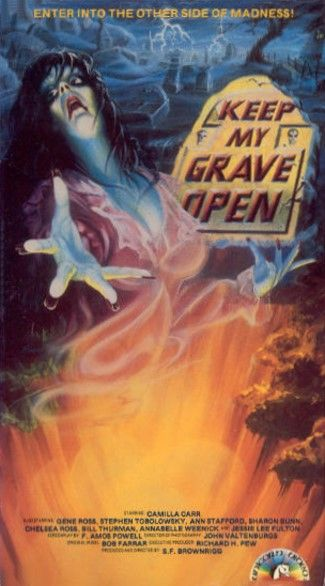 Keep My Grave Open (1973) a.k.a. The House Where Hell Froze Over