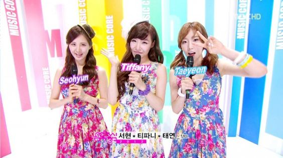 Performances from July 7th's 'Show! Music Core'