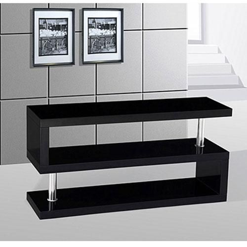 29 Best Funky Tv Stands   Tv Cabinet And Stand Ideas   Funky tv stands,  Black gloss furniture, Modern tv stand