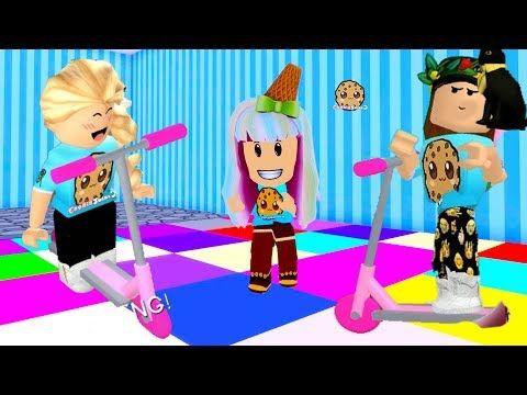 Hide And Seek Extreme Meep City Cookie Swirl Roblox Game Video