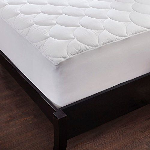 Gavotte Home Enhanced Protection Mattress Pad Full Size Hypoallergenic Waterproof 100 Cotton Quilted Mattress Co Mattress Mattress Pad Waterproof Mattress Pad