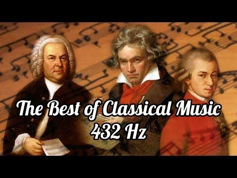 432 Hz Music Youtube In 2020 Classical Music Classical Music Playlist Relaxing Music