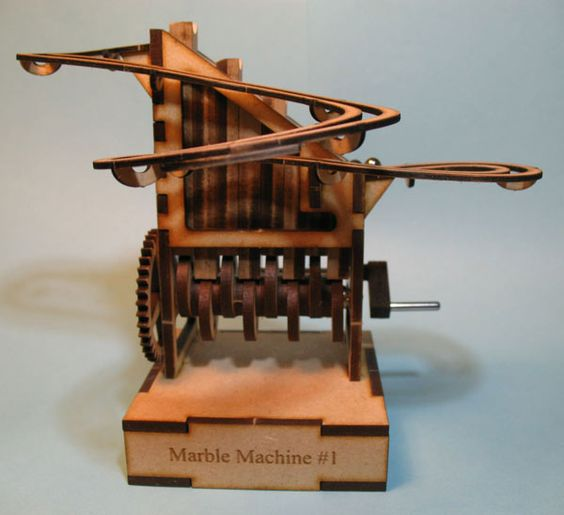 Marble Machine Marbles And Hands On Pinterest