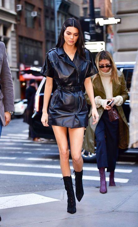 Kendall Jenner gibi giyinmek