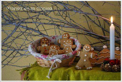 4 recetas de galletas de jengibre