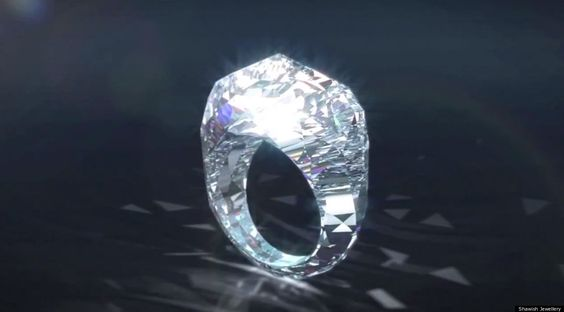 The World's First Diamond Ring, $68,000,000