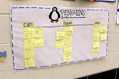 Penguin unit ideas