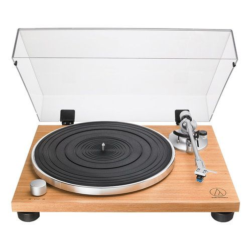 Audiotechnica At Lpw30tk Fully Manual Belt Drive Turntable Teak World Wide Stereo Turntable Turn Table Vinyl Vinyl Record Player