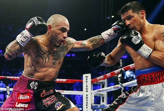 Miguel Cotto beats Sergio Martinez to become first Puerto Rican to ...