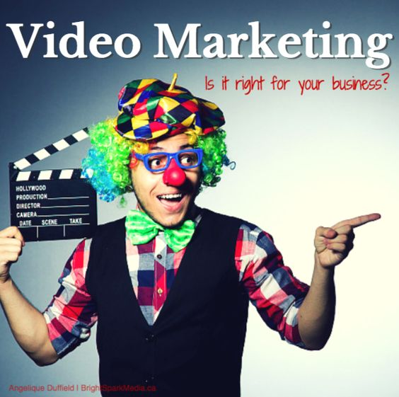 Is Video Right for Your Business? 3 Video Marketing Examples to Inspire You In Any Business Niche « Bright Spark Media – social media, video marketing, blogging, email marketing – training and setup for coaches, consultants and business owners  #videomarketing #video #youtube #biztips #socialmedia