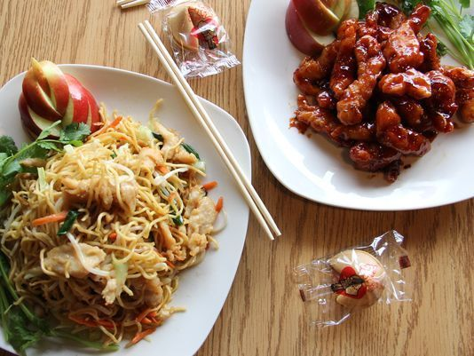 Review Happy Jing Celebrates American Chinese Food American Chinese Food Food Chinese Food