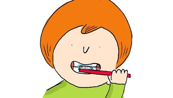 Astuces et conseils pour l'aider à se brosser les dents Devenir autonomie, c'est aussi apprendre à faire seul les petits gestes du quotidien comme se laver les dents !