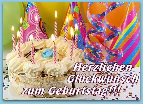 Herzlichen Gluckwunsch Zum Geburtstag
