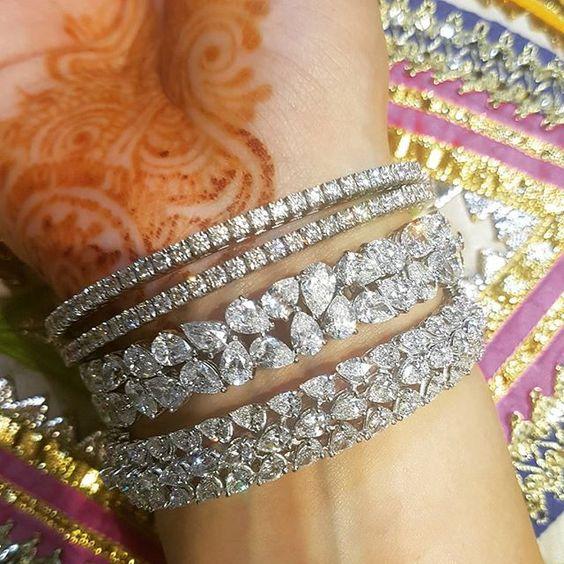 Dazzling diamonds!: