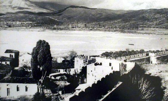 ΑΡΤΑ Ταμπακιάδες, άποψη απο το κάστρο