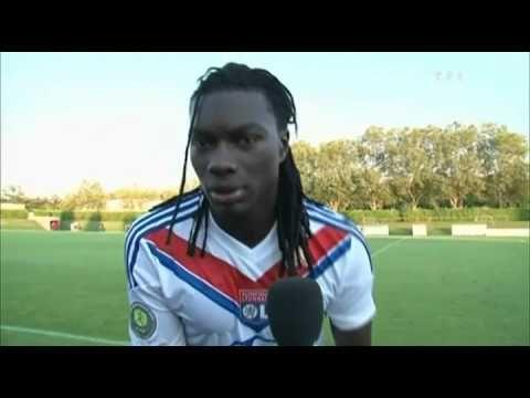 FOOTBALL -  Doublé Bafé Gomis (Lyon - Raon-L'Etape CFA) - http://lefootball.fr/double-bafe-gomis-lyon-raon-letape-cfa/