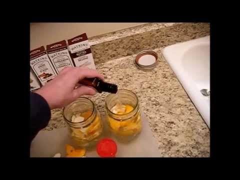 Limpiador natural de naranja. Orange Vinegar Cleaner
