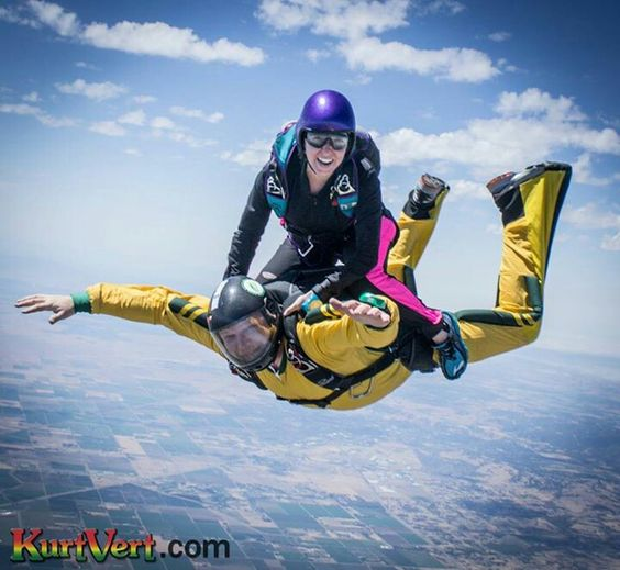 skydiving speech Skydiving glenbrook south high school  terminal velocity is often reported to be approximately 60 m/s for a typical skydiver in free fall exceptional skydivers .