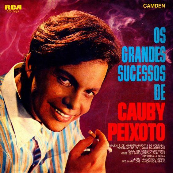 * Cauby Peixoto * 1969. Brasil.:
